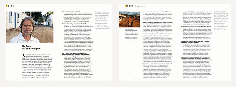 Revista National - edição 32/ Setembro de 2011